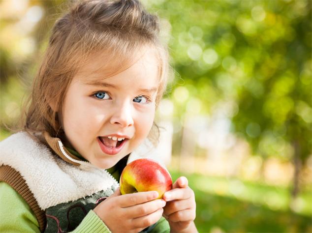 Obědy a svačiny pro děti